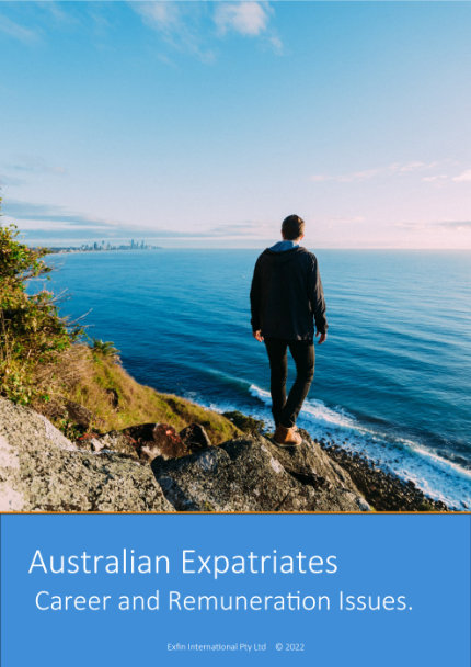 Australian expat career and remuneration